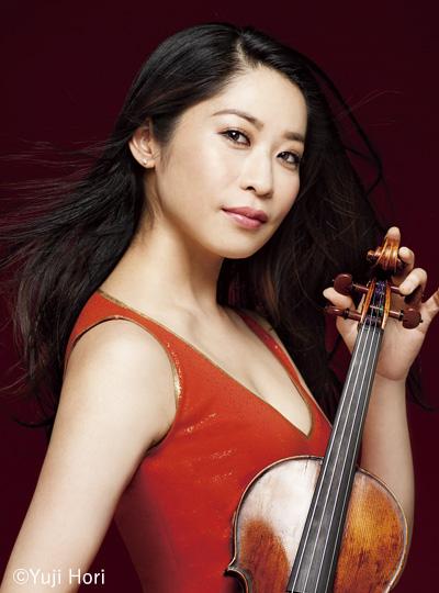 ヴァイオリン:川久保 賜紀