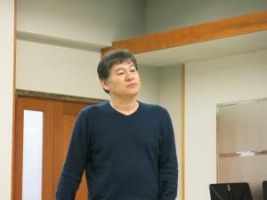 「南河内万歳一座」の座長で演出家の内藤裕敬さん